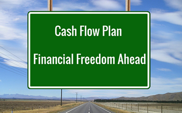 Cash flow plan- financial freedon
